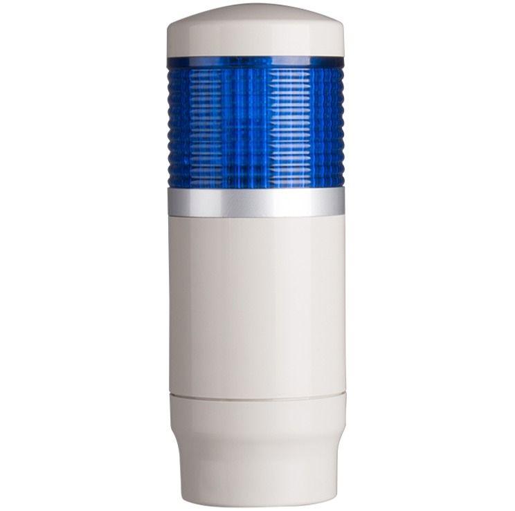 Menics Pme 101 B 1 Stack Led Tower Light Blue Steady 12v Tower Light Led Light