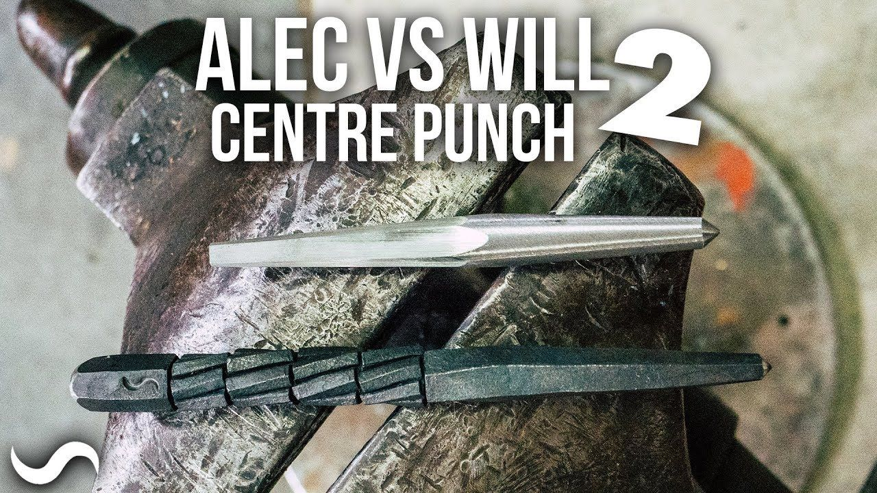 Centre Punch Making Competition Steele Vs Stelter 2 Punch Competition Steele