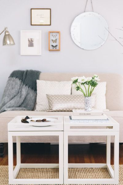 10 Clever Coffee Table Alternatives Living Room Side Table Coffee Table Alternatives Small Living Room Decor