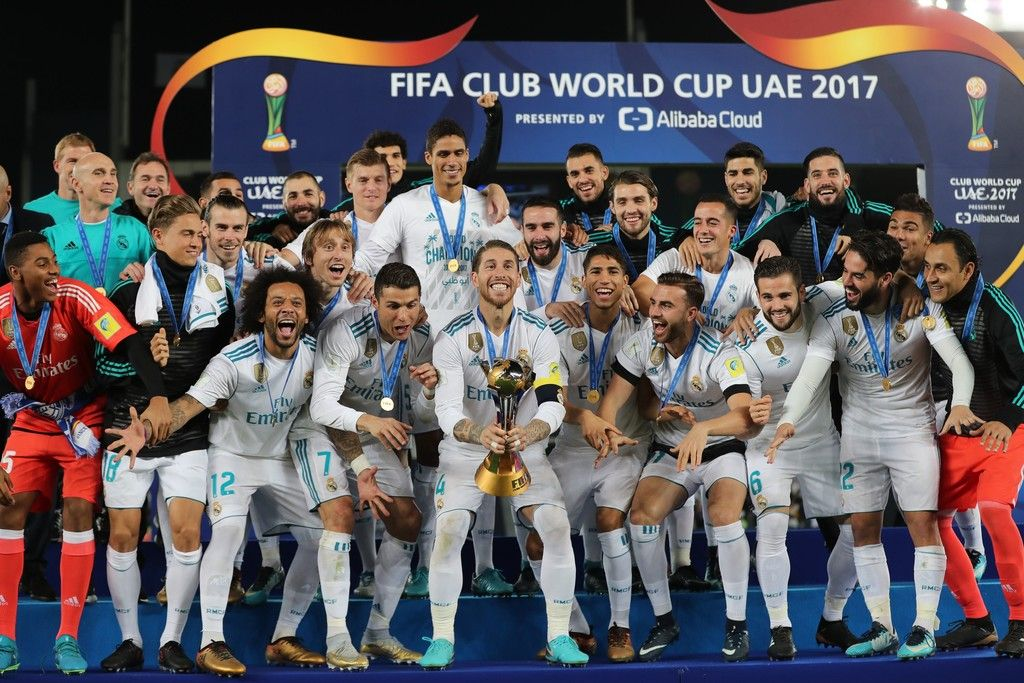 People Photos Club World Cup Real Madrid Players Cristiano Ronaldo
