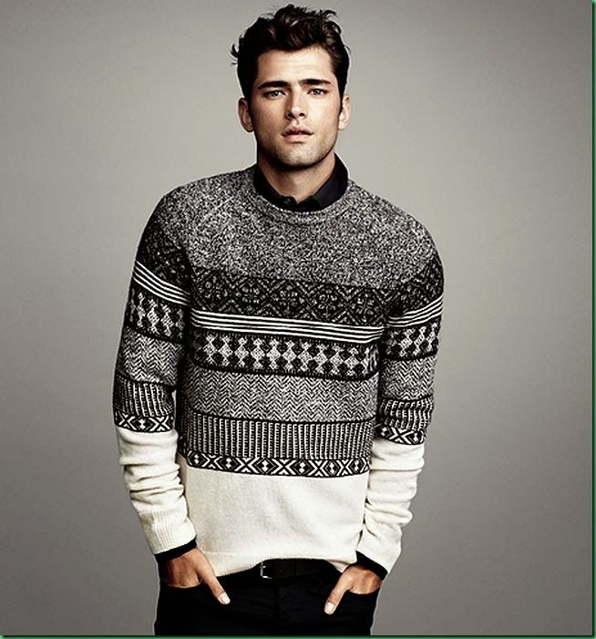 sean o pry for h m winter knits sean o pry pinterest guy