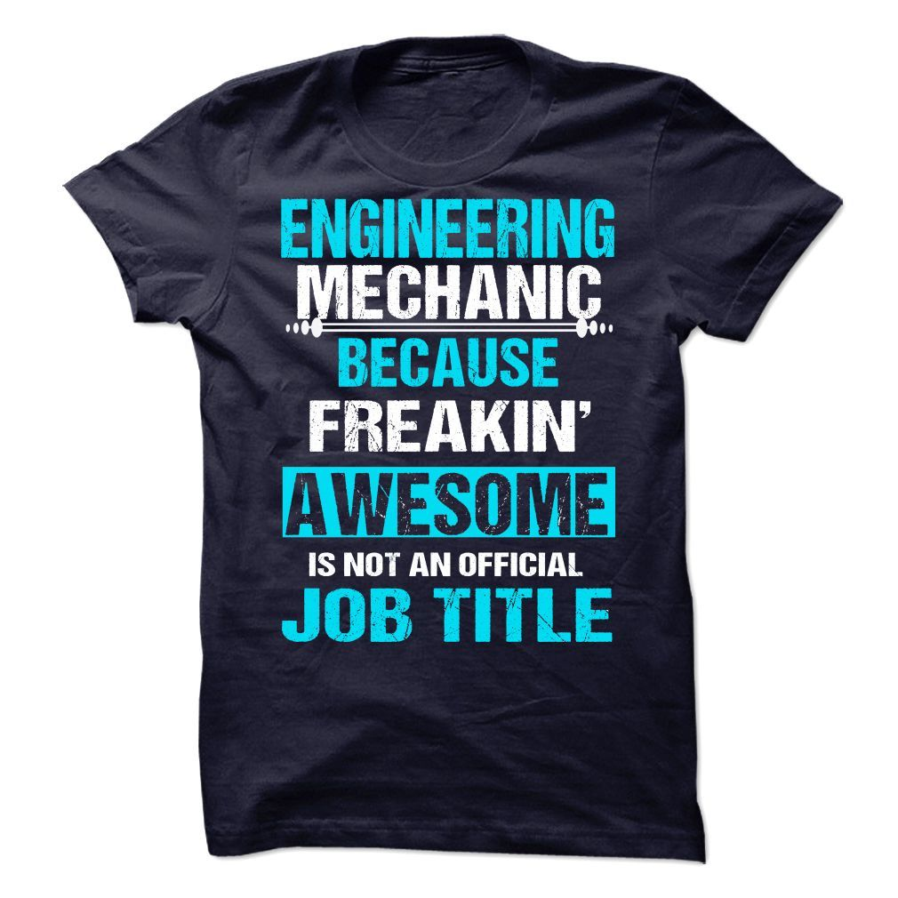 Nice T-shirts [Best TShirts] ENGINEERING MECHANIC from (3Tshirts)  Design Description: ENGINEERING MECHANIC  If you don't utterly love this Tshirt, you'll SEARCH your favourite one through the use of search bar on the header.... -  #shirts - http://tshirttshirttshirts.com/automotive/best-tshirts-engineering-mechanic-from-3tshirts.html Check more at http://tshirttshirttshirts.com/automotive/best-tshirts-engineering-mechanic-from-3tshirts.html