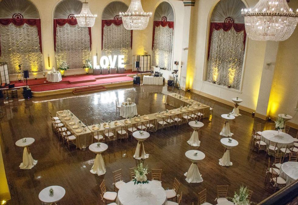 The Renaissance Richmond VA Wedding Venue (With images
