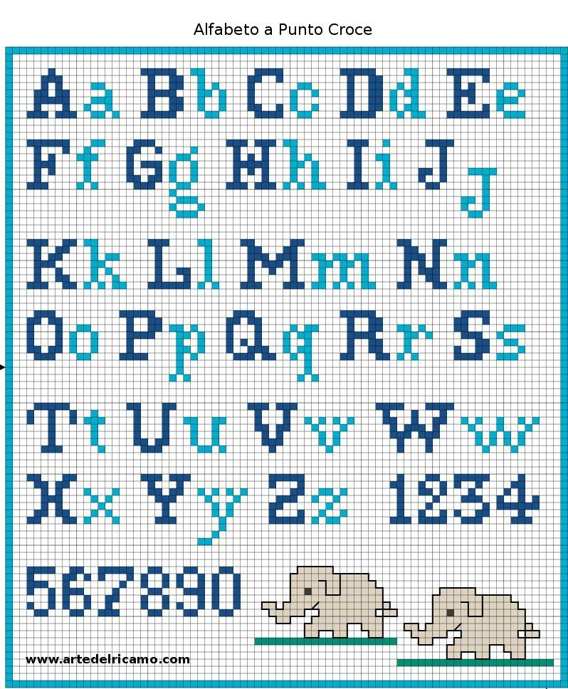 10 Patrones Punto de Cruz Hello Kitty – Tercera Parte | alfabetos ...