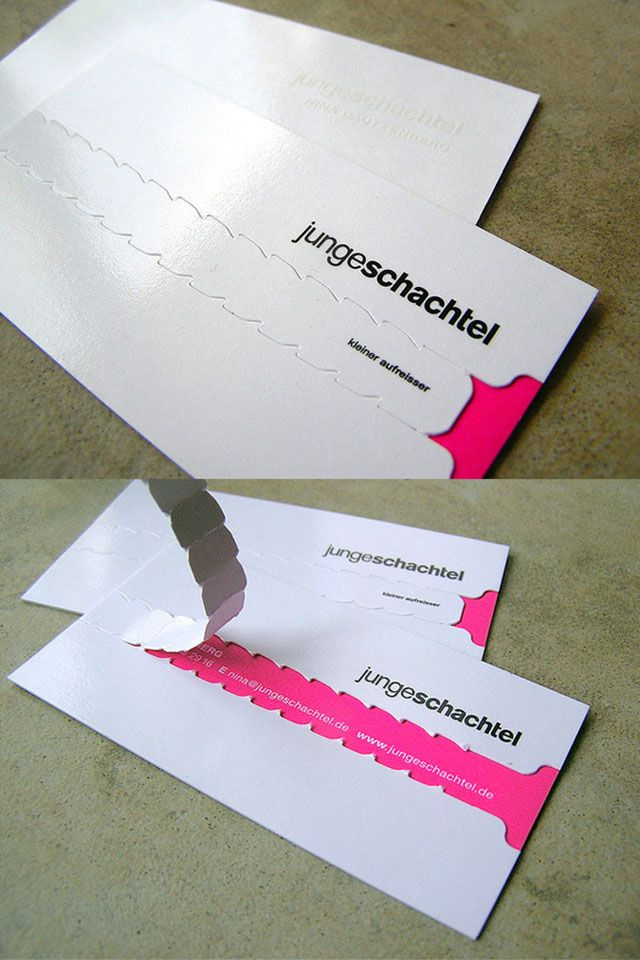 255 Of The Most Creative Business Cards Ever (#111 Blew My Mind! Brilliant!) ⋆ Page 17 of 30 ⋆ THE ENDEARING DESIGNER