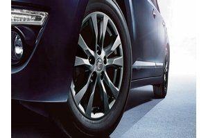 2017 Nissan Altima 16 Inch Alloy Wheel Gunmetal Nissan