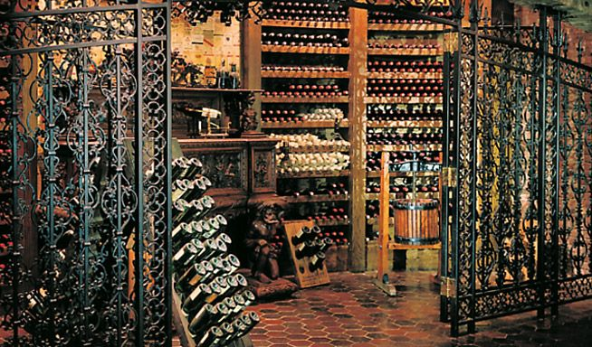 The Manor West Orange Nj Wine Cellar Http Njmonthly Com Blogs