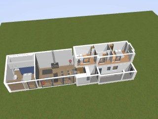 Pingl sur architecture - Decorer sa maison virtuellement gratuit ...