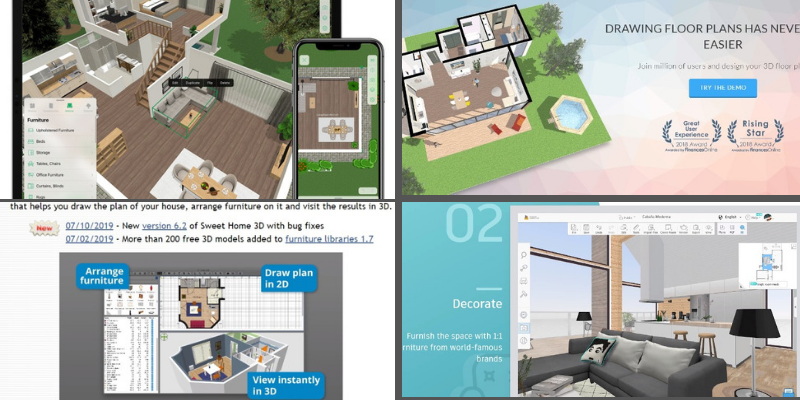 Best Free Interior Design Software For Designing Your Home In 2020