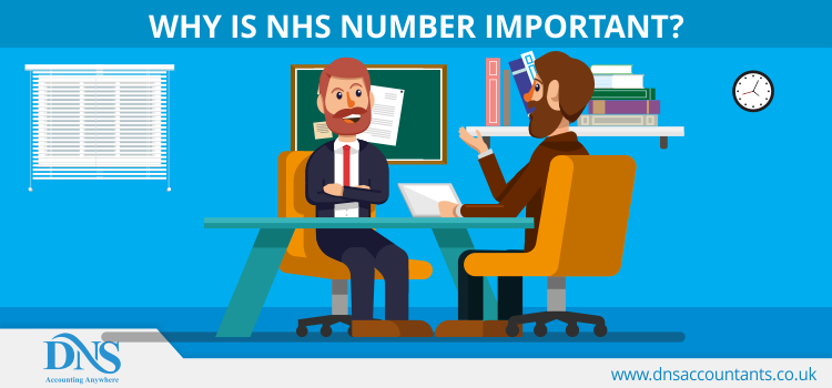 NHS Number is unique to you and is allocated to you at the