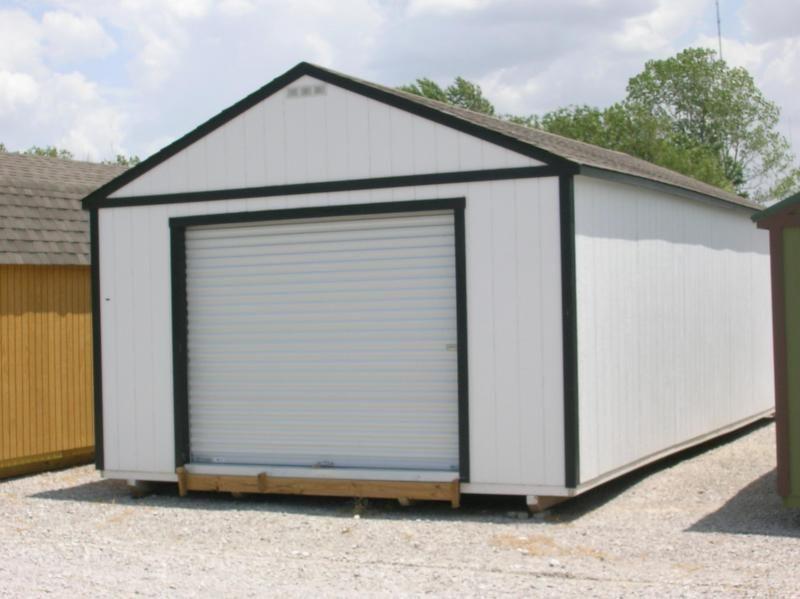 16x32 Portable Garage Portable Garage Portable Storage Buildings Built In Storage