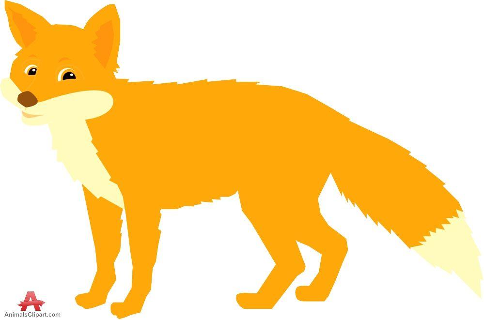 beautiful fox animal clipart free clipart design download little rh pinterest com animal clip art free animal clip art free images