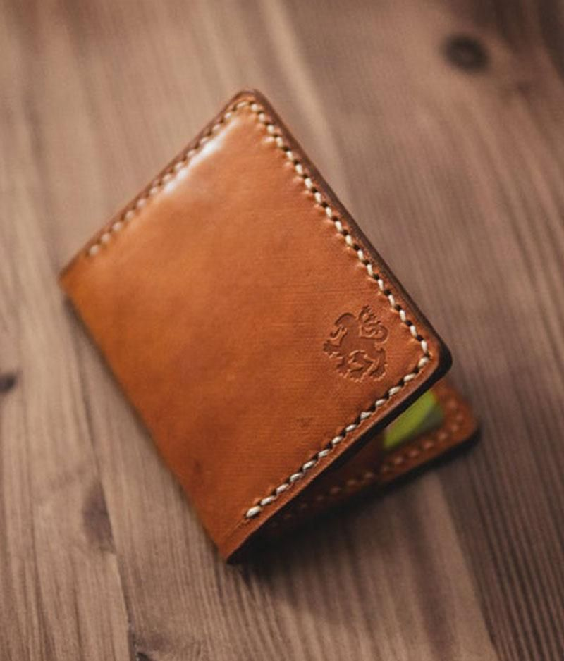 Leather Wallets Made In Usa Goldener