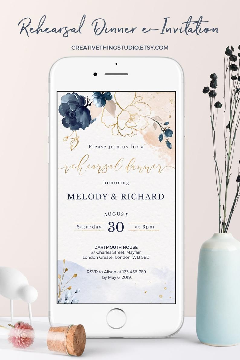 Rehearsal Dinner Invitations Electronic Invitations Elegant Wedding Rehearsal Dinner Rehearsal Invitations Wedding Rehearsal Invitation In 2020 Electronic Invitations Wedding Rehearsal Invitations Electronic Wedding Invitations