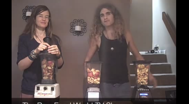 Blendtec Total Blender Vs. a Vitamix Blender: A Raw Foodist Compares!