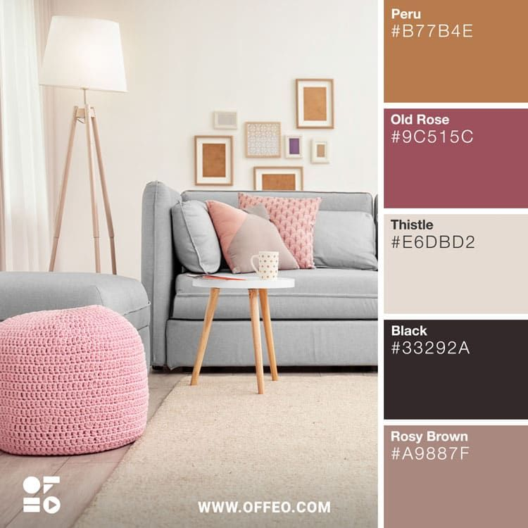 20 Modern Home Color Palettes To Inspire You Offeo Interior