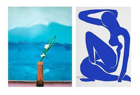 Hockney & Matisse