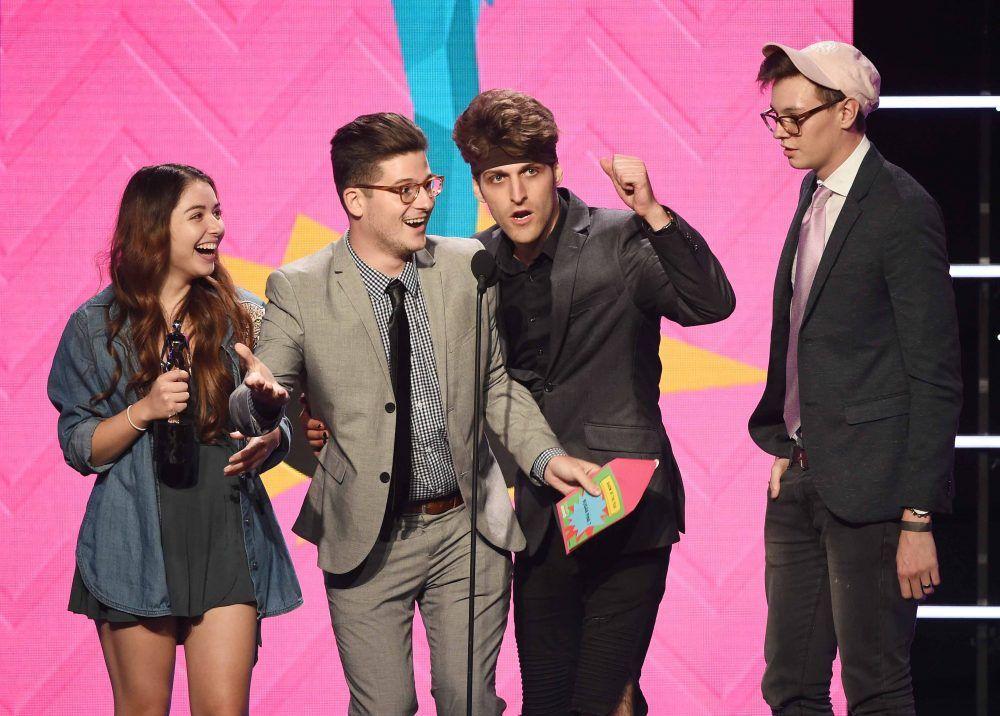 Sugar Pine 7 winning Streamy show of the year!!! | Sugar