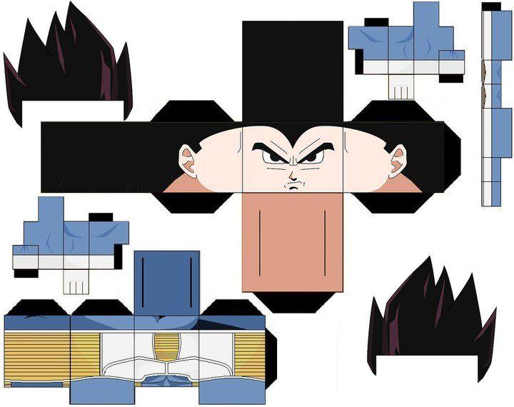 La mejor evolucion de todos los tiempos dragon ball - Origami para todos ...
