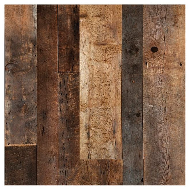 Barn Wood Look Wall Panel 48 Quot X 96 Quot Brown Wood Barn