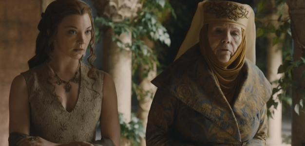 Olenna Tyrel e Margaery