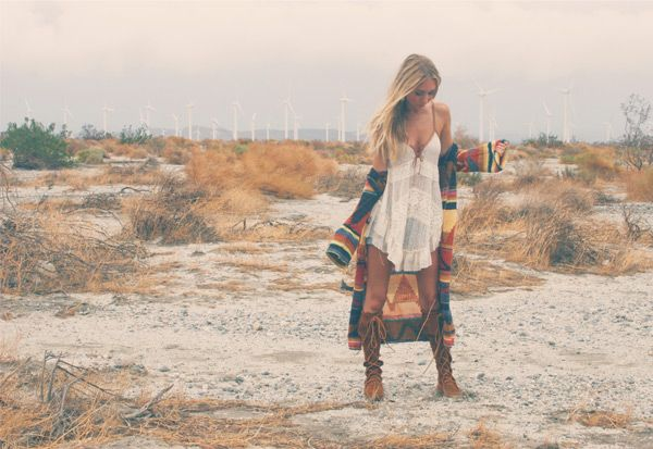 Desert Hopes and Dreams - The Fashion Drug #desertlife