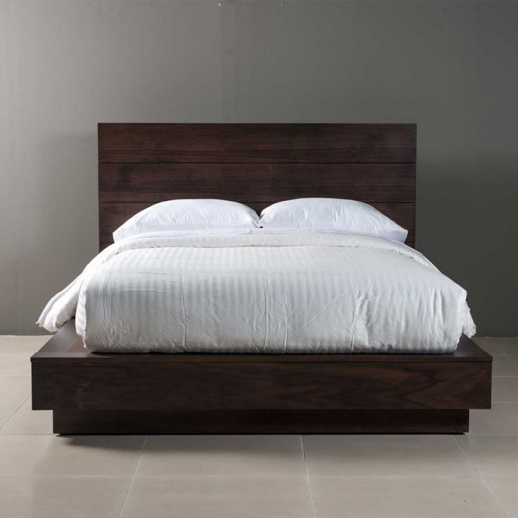 Cama Calgary Matrimonial Simple Bed Bed Furniture