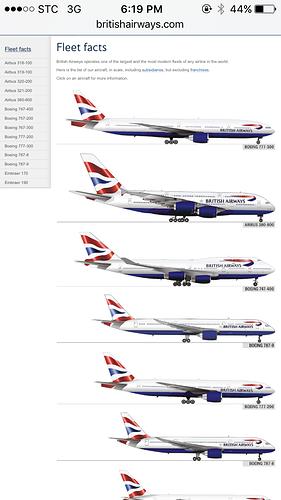 British Airways 787 10 General Infinite Flight Community British Airways British 10 Things
