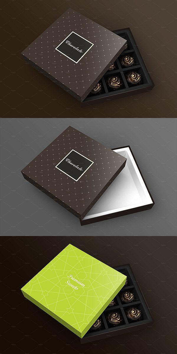 Download 35 Chocolate Packaging Mockup Psd Templates Antara S Diary Chocolate Packaging Sweet Box Design Box Packaging Design
