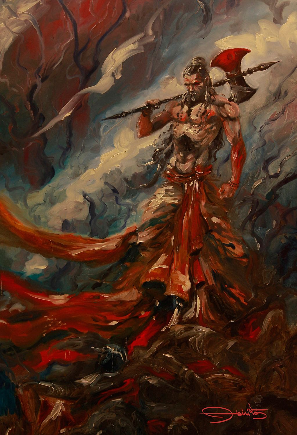 Must see Wallpaper Lord Parshuram - 128ea61b5df2fbd93ddc9bb6c86608f4  Gallery_1183.jpg