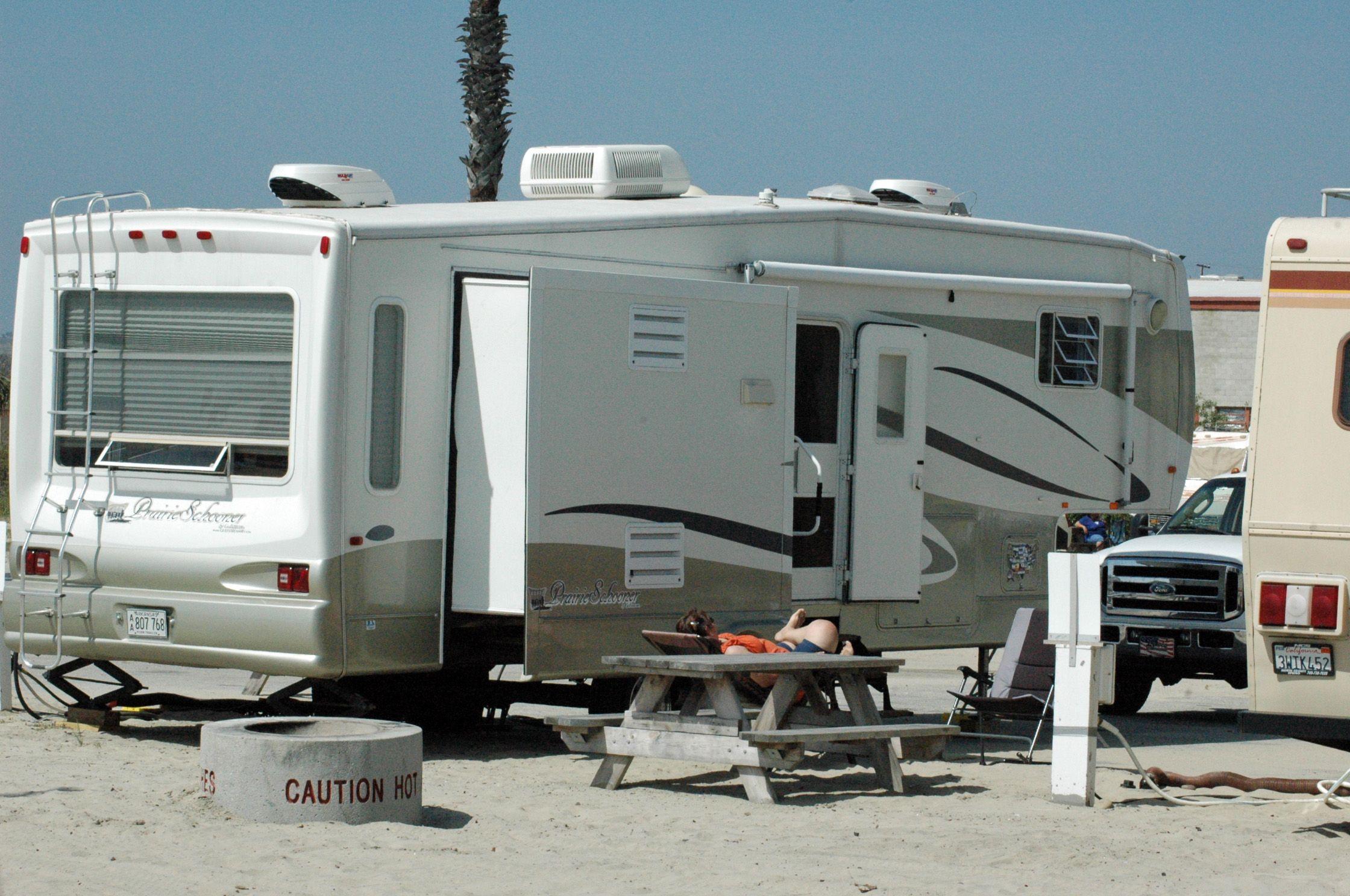 Del Mar Beach Resort, Camp Pendleton, Oceanside, CA