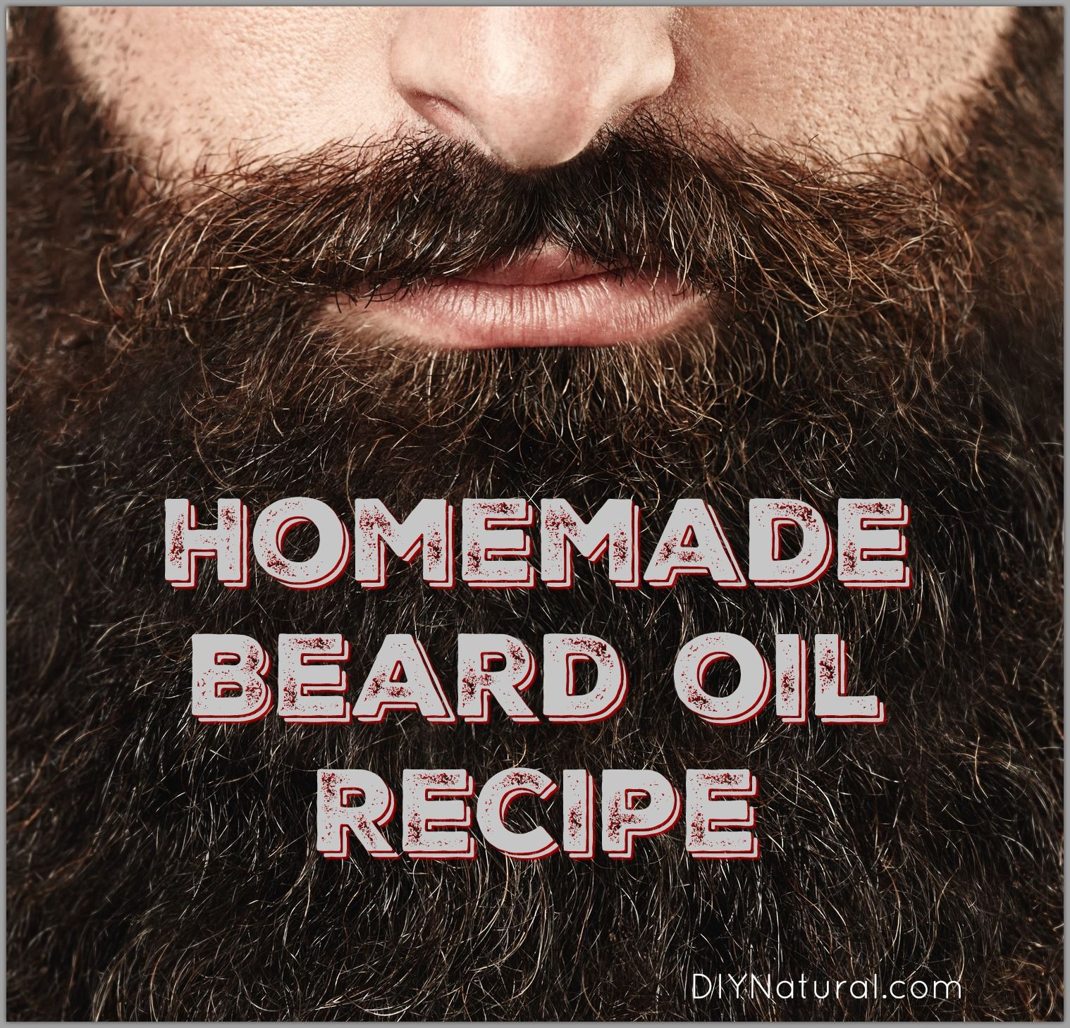 Beard oil recipe homemade beard oil to soften your beard
