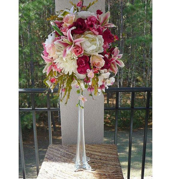 Made from heavy duty glass and is a top choice for flower shops ...