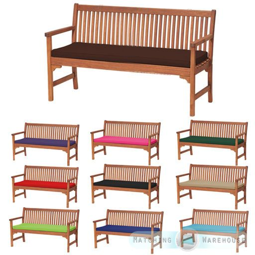 Sensational Details About Outdoor Water Resistant 3 Seater Bench Swing Cjindustries Chair Design For Home Cjindustriesco