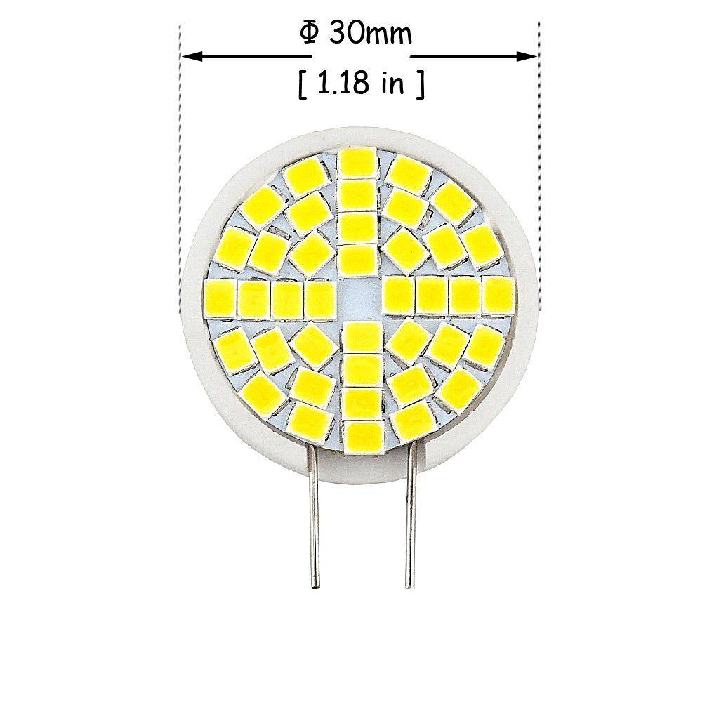 Bonlux 3 Watt Dimmable G8 Led Light Bulb Ceramic G8 Bi Pin Jcd Type Led 25w Led Light Bulb Led Lights Light Bulb