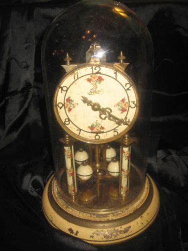 5531489b55c SCHATZ ALL ORIGINAL 400 DAY GERMAN ANNIVERSARY CLOCK