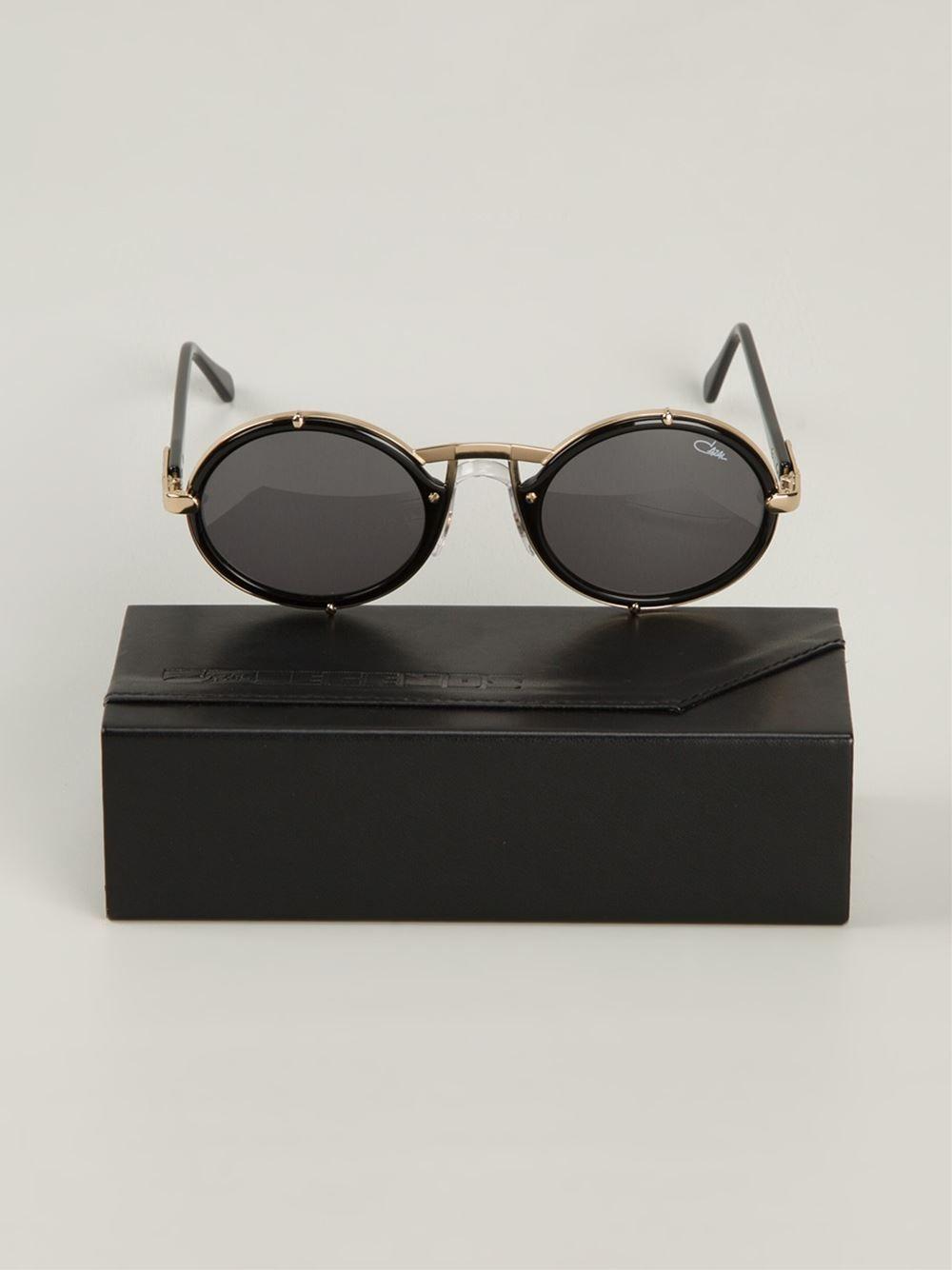 Cazal Gafas De Sol Con Montura Redonda | Sol, Gafas de sol y Lentes