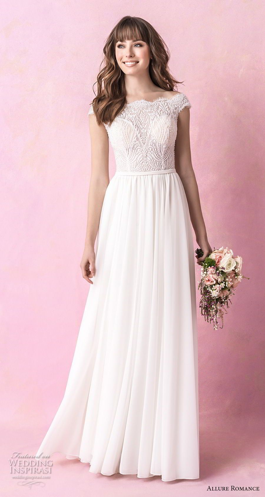Allure romance fall wedding dresses wedding pinterest