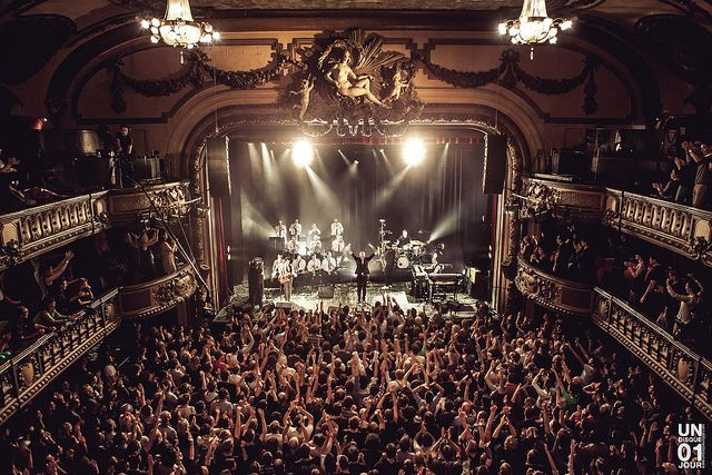 salle spectacle trianon