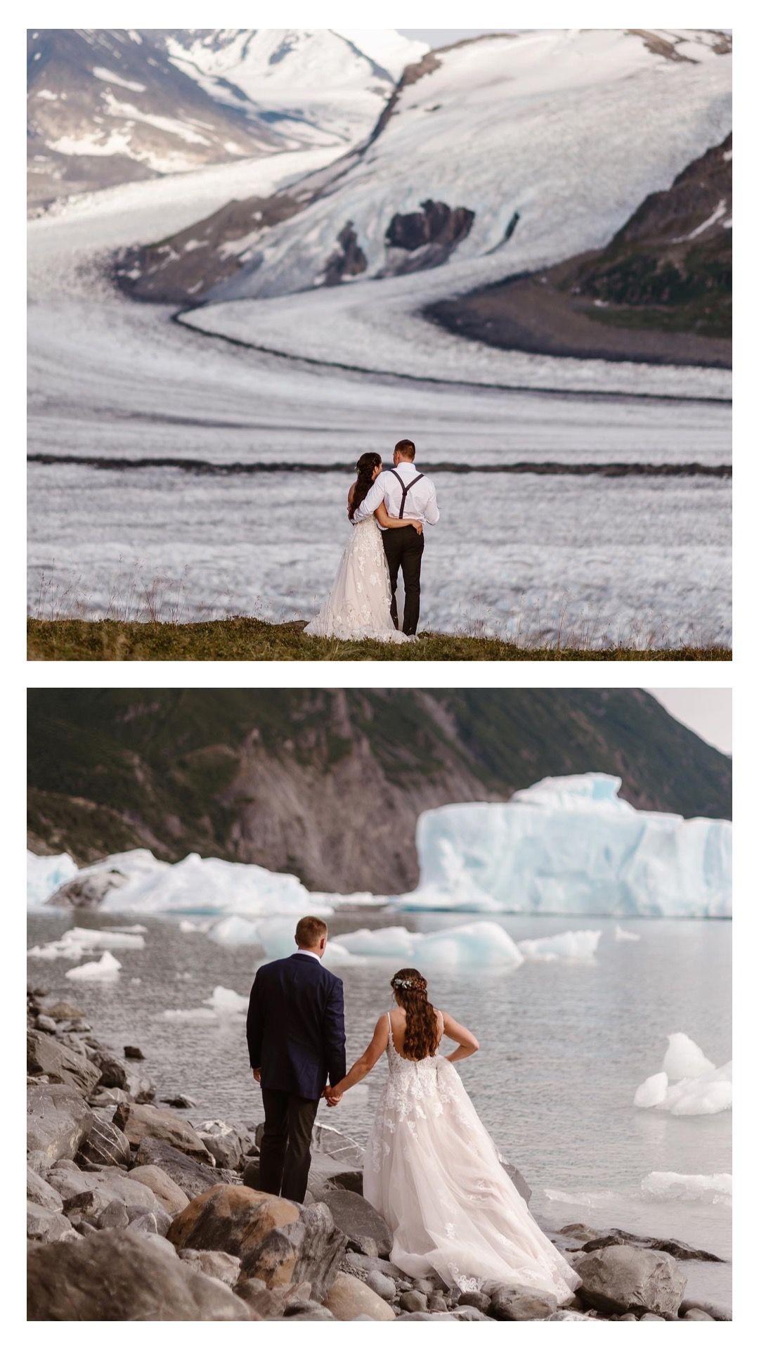 Elope to Alaska with Alaska Destination Weddings - Alaska