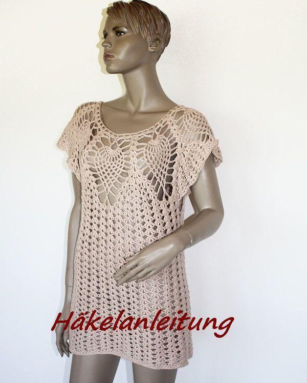 Häkel Anleitung Minikleid / Tunika | Pullover and Crochet
