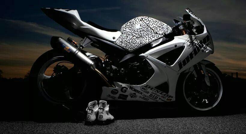 Team Jordan motorcycle (With images) Sport bikes