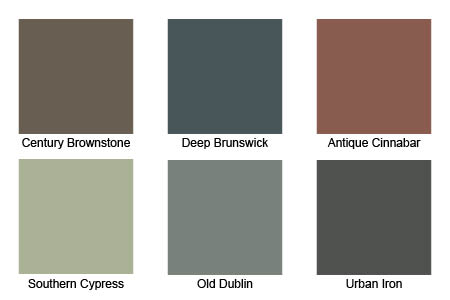 Six New On Trend Vinyl Siding Colors For Summer Ply Gem Vinyl Siding Colors Vinyl Exterior Siding House Vinyl Siding Colors