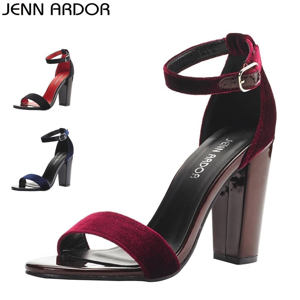 a432c593115 Women s Ankle Strap Chunky High Block Heel Shoes Party Dress Open Toe  Sandals   17.99 End Date  Wednesday Sep-12-2018 20 09 41 PDT Buy It…