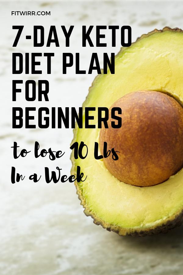 Keto-Diät-Menü: 7-tägiger Keto-Speiseplan für Anfänger   – Keto Diet