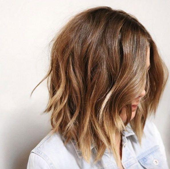 Pin By Dawn Brown Mcfarlane On Haircuts Messy Short Hair Hair Low Maintenance Hair