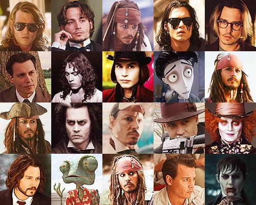 Johnny Depp Characters Johnny Depp 3 3 Pinterest