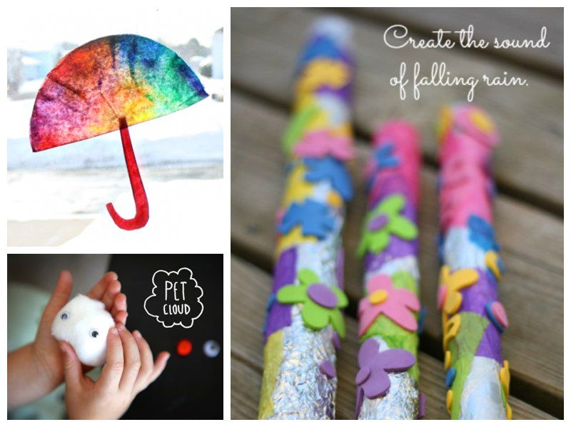 Rainy Day Crafts Activities