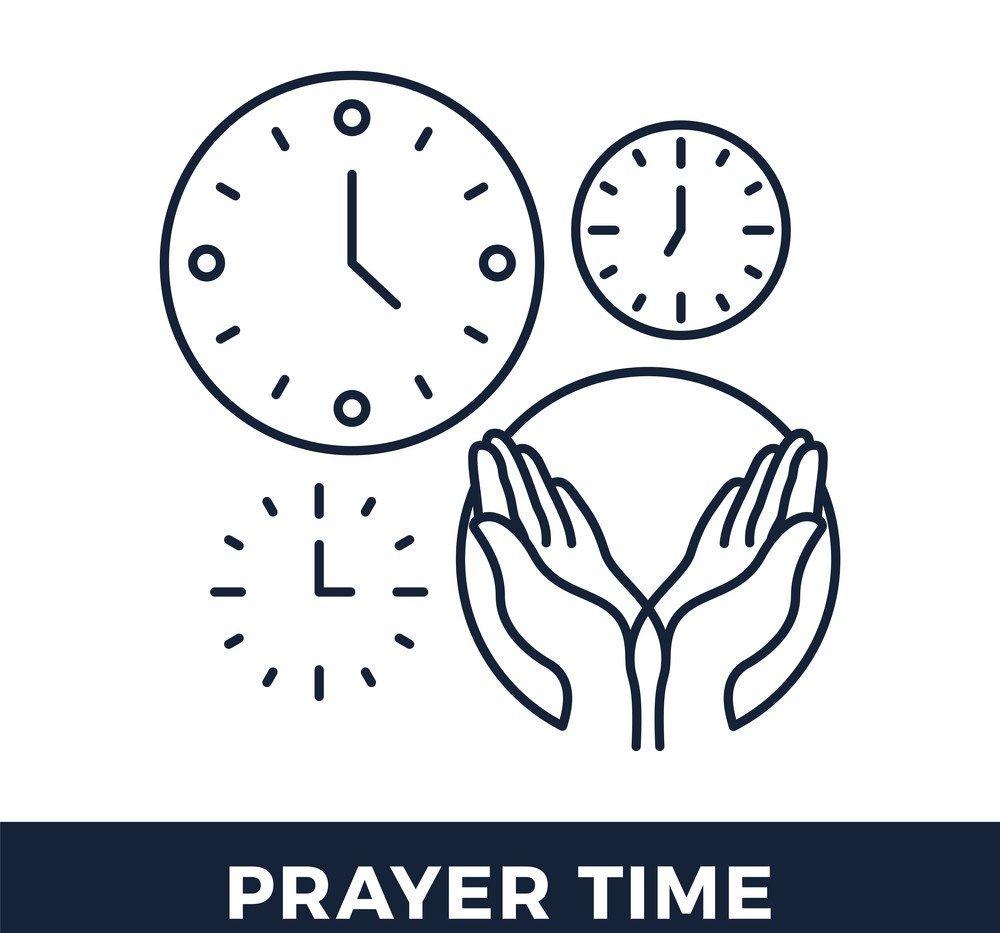 Salah Prayer Time