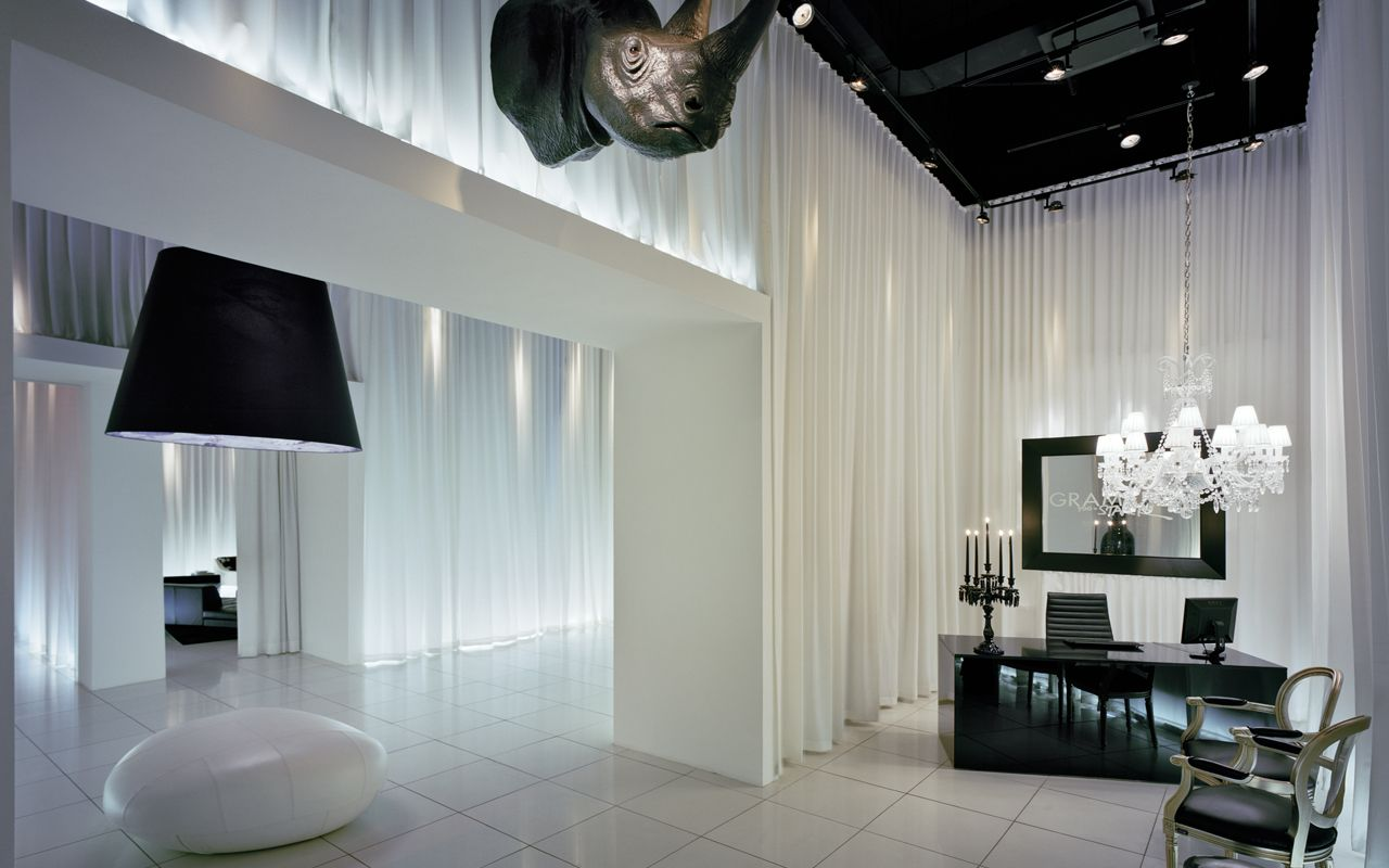 Top Interior Designers Design Projects By Philippe Starck